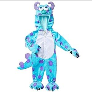 Monsters Inc Sully Costume 4-6T